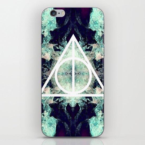 Deathly Hallows iPhone & iPod Skin