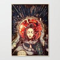 AURORA 2 Canvas Print