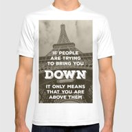 T-shirt featuring Eiffel Tower by Architect´s Eye