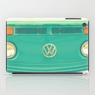iPad Case featuring Groovy VW by RDelean
