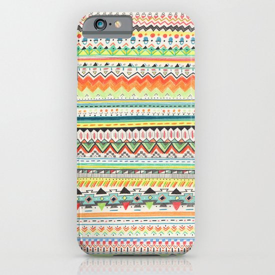 Pattern No.3 iPhone & iPod Case