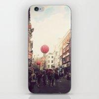 Chinatown , London. iPhone & iPod Skin