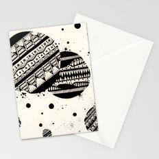 Pattern Doodle One Stationery Cards