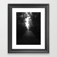 Go Forth Framed Art Print