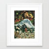 pattern... Framed Art Print