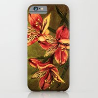 Lilies  iPhone 6 Slim Case