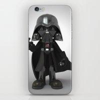 Skull Vader iPhone & iPod Skin