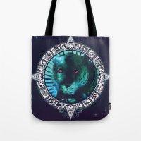 PanteraPlanetario Tote Bag