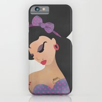iPhone & iPod Case featuring AMY  by Angelus