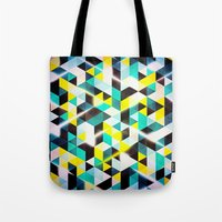 Amped Tote Bag
