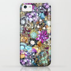 Vintage Bling iPhone 5c Slim Case
