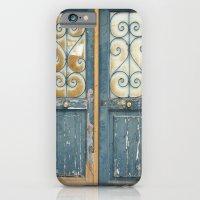 Door, Athens iPhone 6 Slim Case
