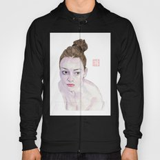 Portrait Of A Ballerina Hoody