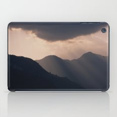 Let There Be Night iPad Case