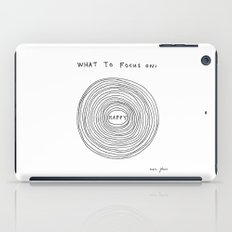 What to focus on iPad Case