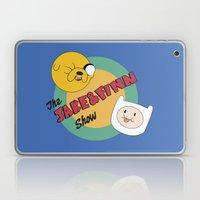 The Jake & Finn Show. Laptop & iPad Skin
