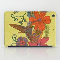 Humming Heaven iPad Case