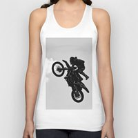 Dancing With The Clouds Unisex Tank Top