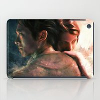 Live for Love/Fight for Live iPad Case
