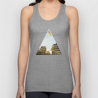 two feelings, one moment Unisex Tank Top