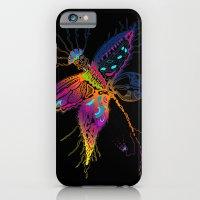 Butterfly spirit iPhone 6 Slim Case