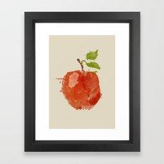 Apple 06 Framed Art Print