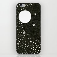 Starry Sky iPhone & iPod Skin