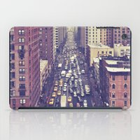 Flying Over First... (co… iPad Case