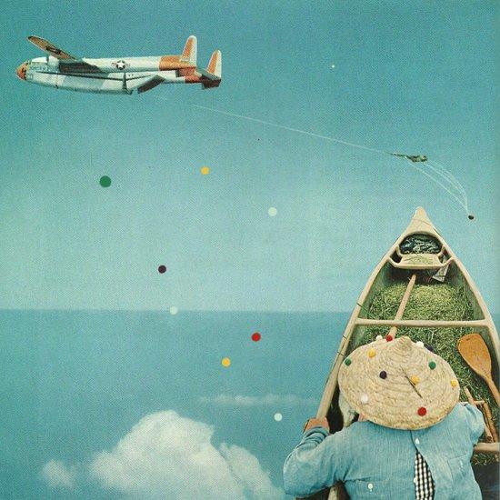 Air Communication Canvas Print