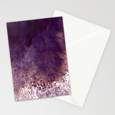splattering, from the top Stationery Cards