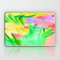 Flowers Sparkle  Laptop & iPad Skin