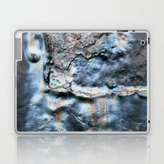 Black Rainbows Laptop & iPad Skin