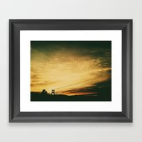 St Johns Framed Art Print