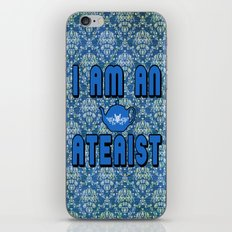 Ateaist iPhone & iPod Skin