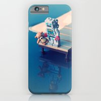 iPhone & iPod Case featuring The Dream by powerpig