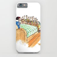 iPhone & iPod Case featuring Not So Fast #1 by Jesse Robinson Williams