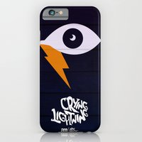 """iPhone & iPod Case featuring Crying Lightning """"Arctic Monkeys Collections""""   by Alejo Malia"""