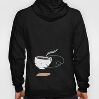 Seb, the cup of coffee Hoody