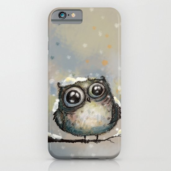 let it snow iPhone & iPod Case