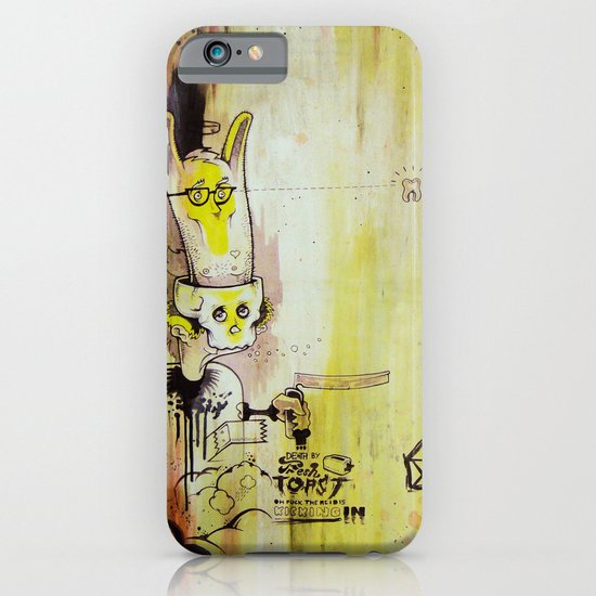 Deathy By Fresh Toast iPhone & iPod Case