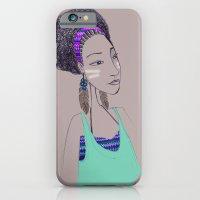 Africaine 3 iPhone 6 Slim Case