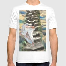 She's buying a stairway to heaven Mens Fitted Tee White SMALL