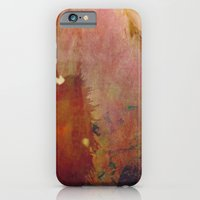 iPhone & iPod Case featuring Woman In Red by artbyjavon