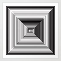 Seemingly Endless 2 Art Print