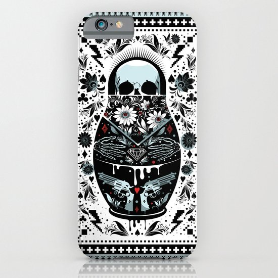 Russian Doll iPhone & iPod Case