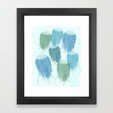 Jellies Framed Art Print