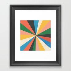 Always The Sun Framed Art Print