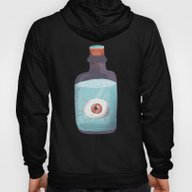 Eye In A Bottle Hoody