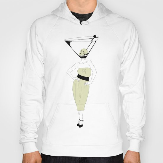 LIQUID DINNER PARTY DARLING, ANOTHER MARTINI? Hoody