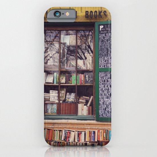 Shakespeare in Paris #2 iPhone & iPod Case